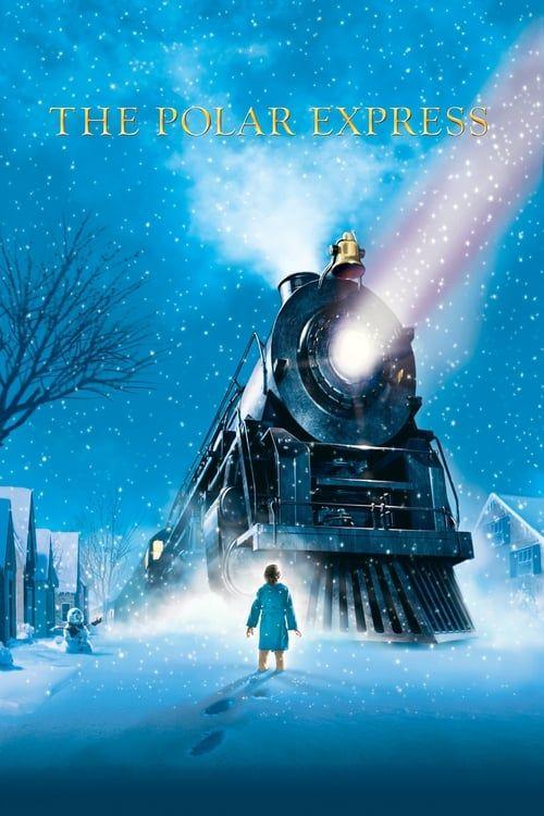 Key visual ofThe Polar Express