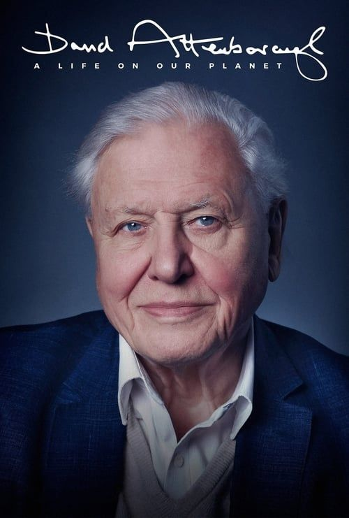Key visual ofDavid Attenborough: A Life on Our Planet