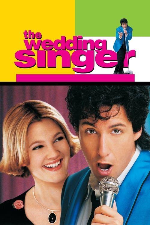 Key visual ofThe Wedding Singer