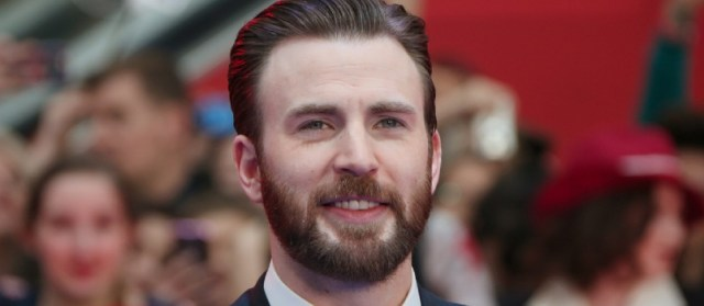 Chris Evans is Captain America, in the movies and in real life