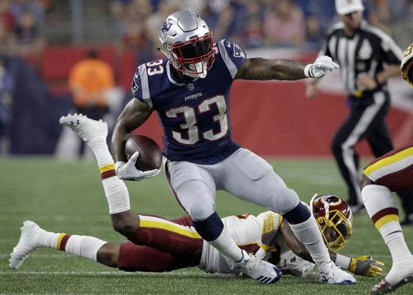 Image result for jeremy hill patriots