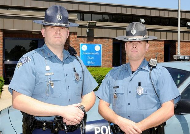 Off Duty State Troopers Matthew Simpson And Robert Church