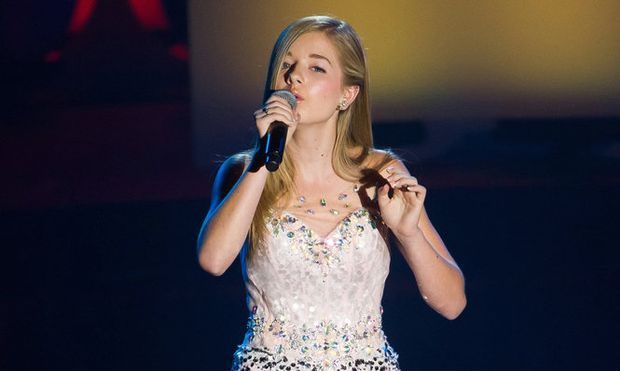 Concert Review Jackie Evancho Shows Hartford She Has Got
