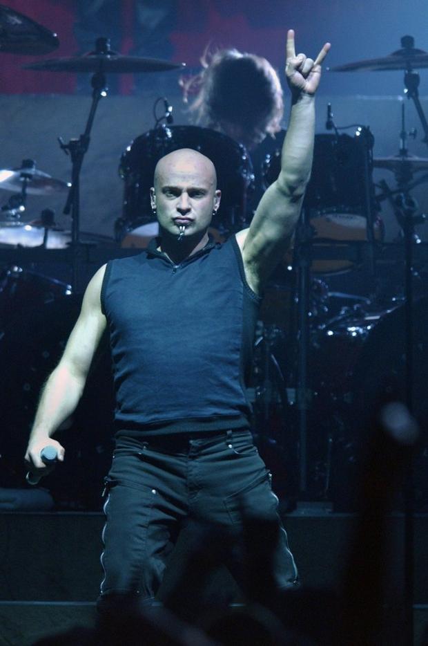 Korn Disturbed Rattle Mohegan Sun Arena
