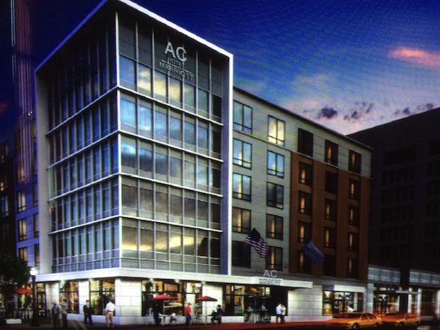 168 Room Hotel To Open At City Square In Worcester By 2017