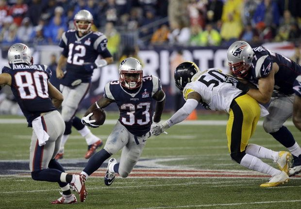 Image result for dion lewis patriots