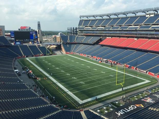 New England Patriots Vs Philadelphia Eagles Preseason