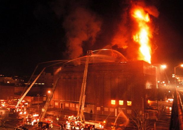 Worcester Cold Storage Fire 16 Years Later Six Firefighters Who Died To Be Remembered