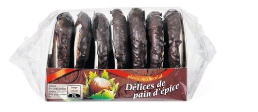 elisen pain d epices enrobe de chocolat 210g