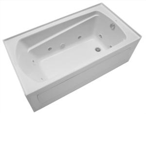 MIRBDW6032RWH Bradenton 60 X 32 Whirlpool Bath White