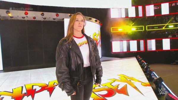 Image result for WWE Ronda Rousey