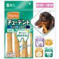 (まとめ買い)Hartz チューデント 超小型犬から小型犬用 チキン風味 5本入×6セット