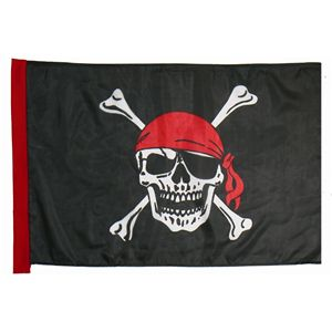 【コスプレ】 【ハロウィン】 Pirate Flag(海賊の旗) 4560320843528