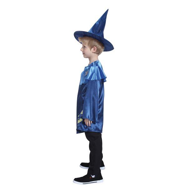 【コスプレ】キッズ魔法使いセット 120 (子供用)  ハロウィン コスプレ 衣装店