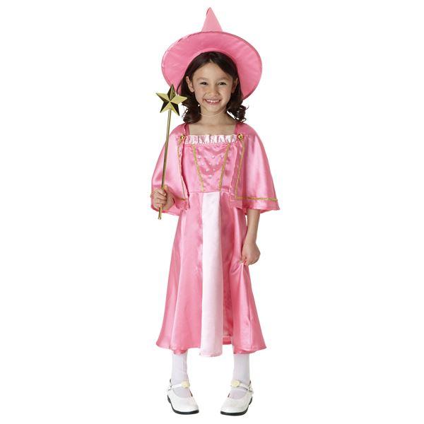 【女の子用ハロウィンコスプレ】ウィッチフェアリーピンク 100  ハロウィン コスプレ 衣装店