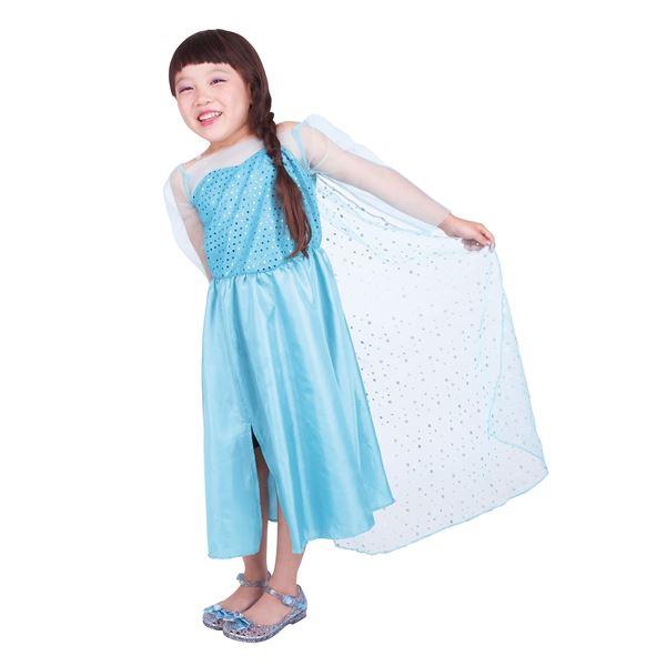 【コスプレ】 エレガントワンピース 120 キッズ/子供用 ハロウィン コスプレ 衣装店