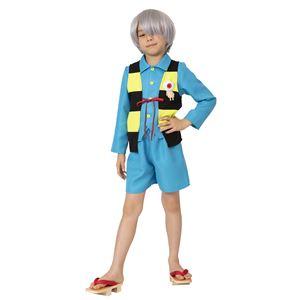 【コスプレ衣装/コスチューム】ゲゲゲの鬼太郎公式 鬼太郎 キッズ 120cm