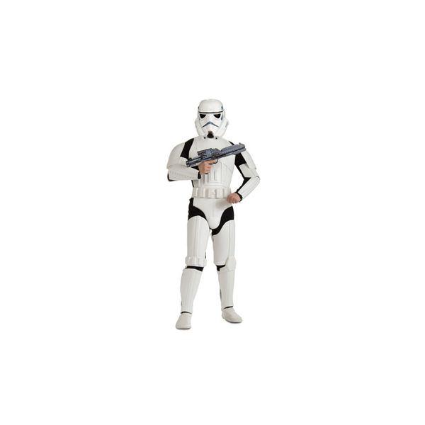 【コスプレ】 RUBIE'S (ルービーズ) スターウォーズ Dlx. Stormtrooper Adult STDサイズ  ハロウィン コスプレ 衣装店