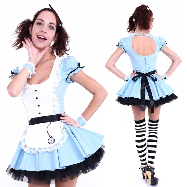 【コスプレ】CLUB QUEEN Sexy Alice(セクシーアリス)  ハロウィン コスプレ 衣装店