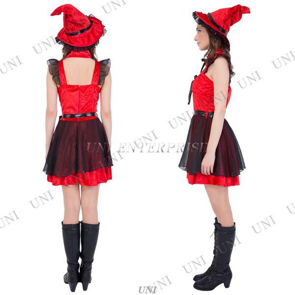 【コスプレ】CLUB QUEEN Ruby Witch(ルビーウィッチ)  ハロウィン コスプレ 衣装店