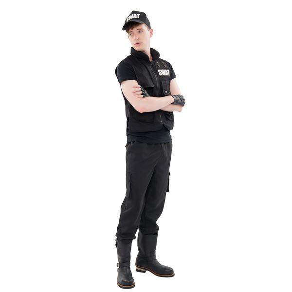 【コスプレ】 New York Wish(ニューヨークウィッシュ) NYW_M1404 SWAT(スワット) ハロウィン コスプレ 衣装店