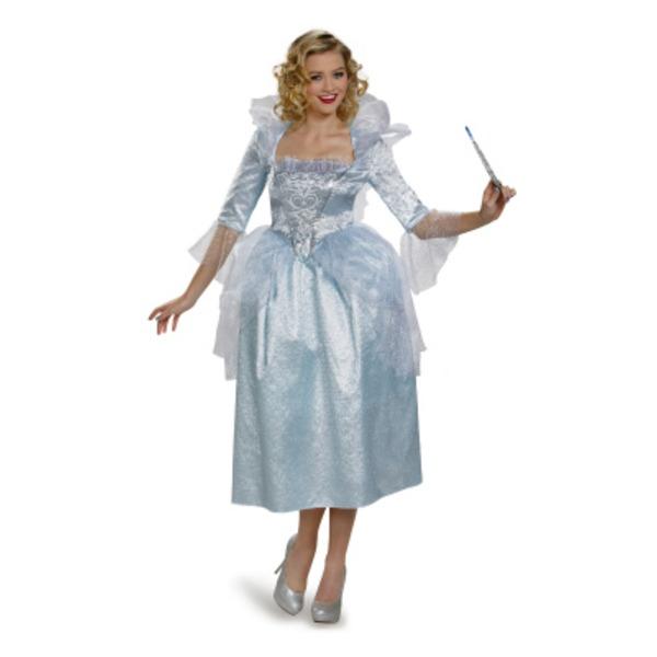 ディズニー DISNEY 妖精の教母 Fairy Godmother ドレス 大人M ハロウィン コスプレ 衣装店