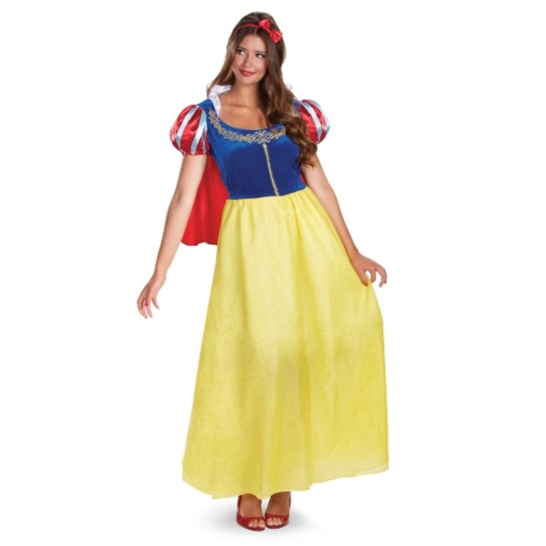ディズニー DISNEY スノーホワイト 白雪姫 デラックス アダルト コスチュームM ハロウィン コスプレ 衣装店