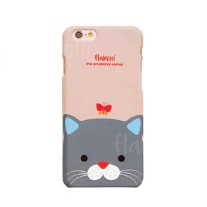 MrH(ミスターエイチ)スマホスキニーケース/エモーショナルアニマル・キャット By iphone6plus