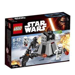 レゴジャパン 75132 レゴ(R)スター・ウォーズ バトルパックファースト・オーダー 【LEGO】