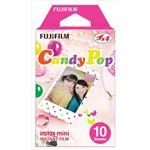 【ケース販売】 フジフィルム instax mini チェキ用フイルム キャンディポップ WW 1 × 60 点セット