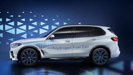 BMW setzt auf Wasserstoff – aber noch nicht jetzt