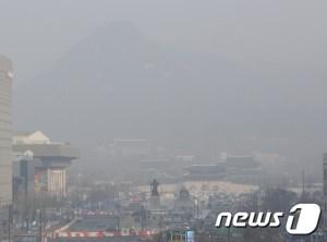 [오늘날씨] 5 일간 미세 먼지 타기 … 4 월 상순 봄 날씨