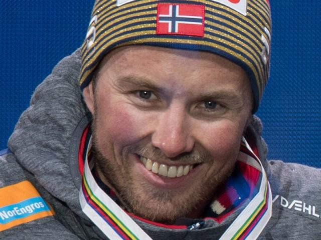 Чемпион мира 2021 года норвежец Эмиль Иверсен
