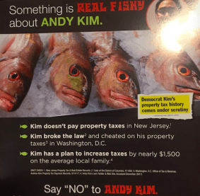 """State Democrats this week said this GOP political mailer was """"racist"""""""