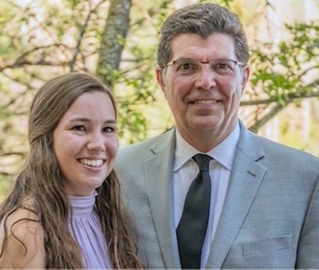 Mollie Tibbetts And Her Dad Rob