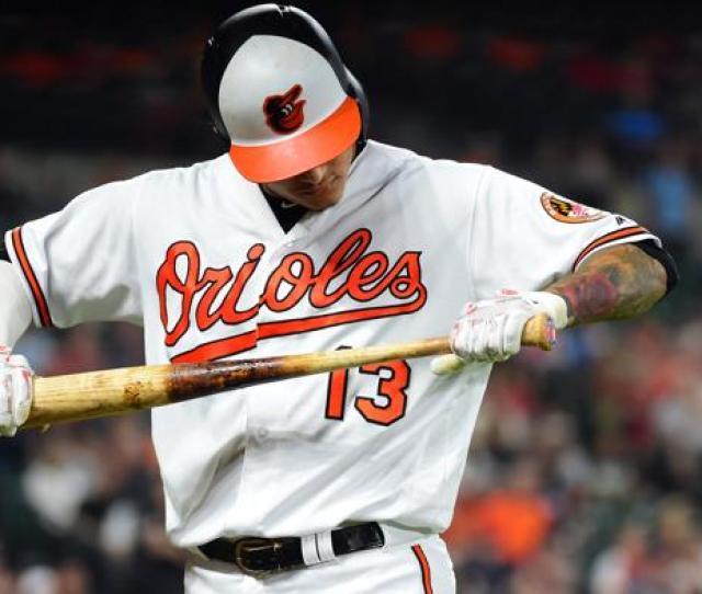 Will The Baltimore Orioles Trade Shortstop Manny Machado Evan Habeeb Usa Today Sports