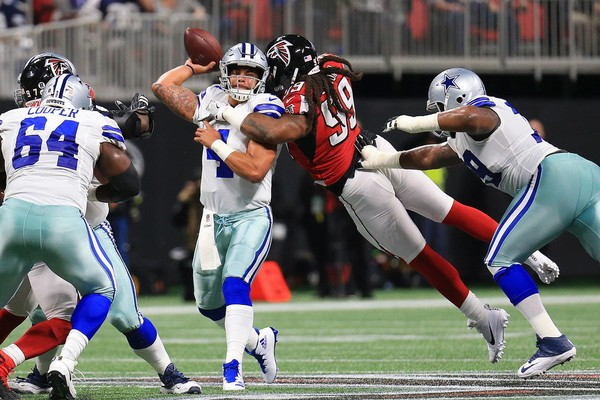Image result for cowboys falcons