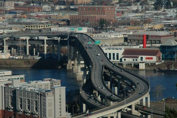 I 5 From Marquam Bridge To Capitol Highway In Portland Will Be Repaved In Summer 2015