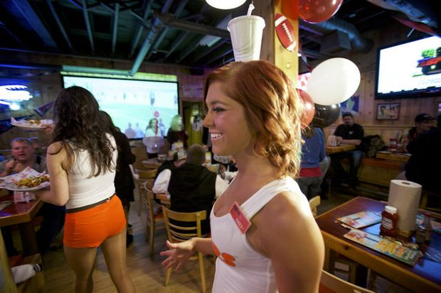 Hooters Employee Fired For Cussing At Work Report Says