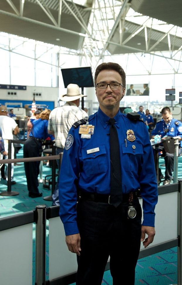 Traveling Security Guard