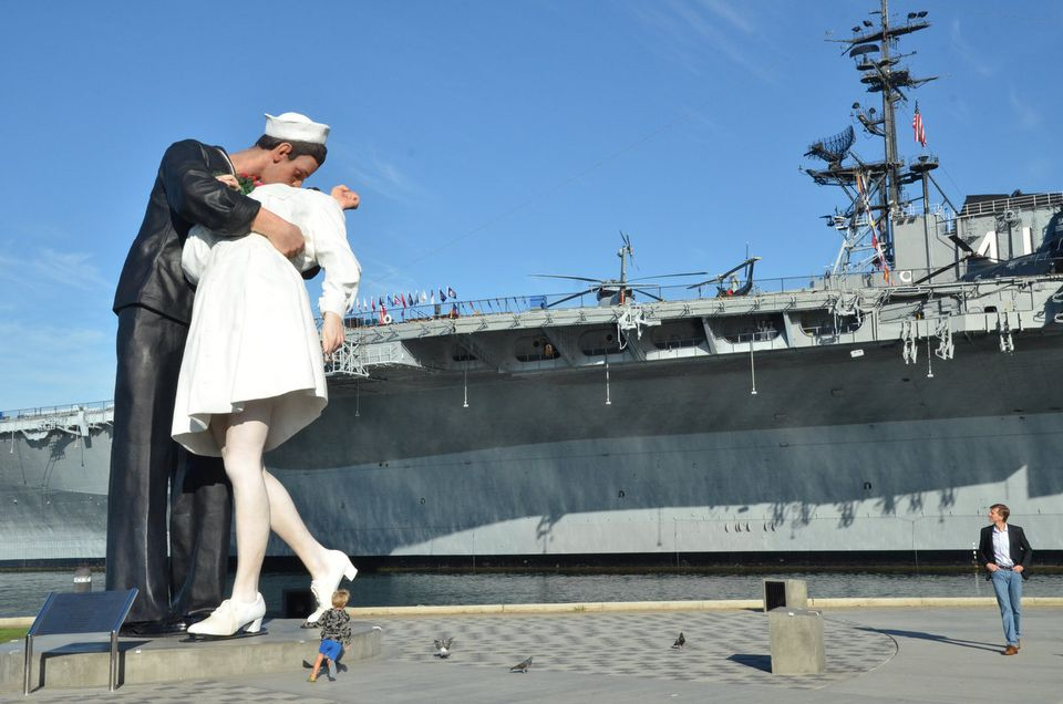 Image result for us midway san diego