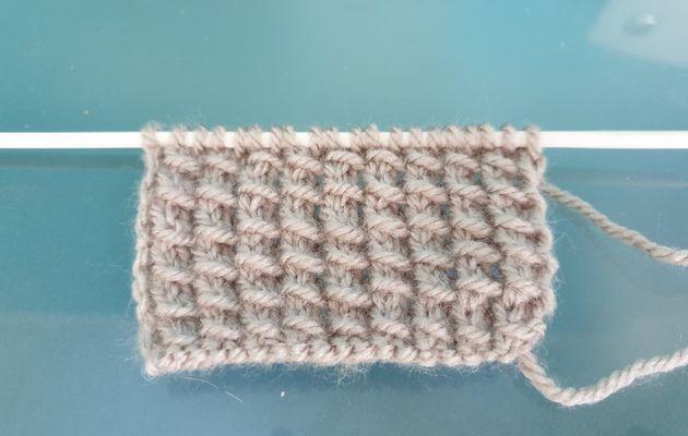 explications d un point les tricots