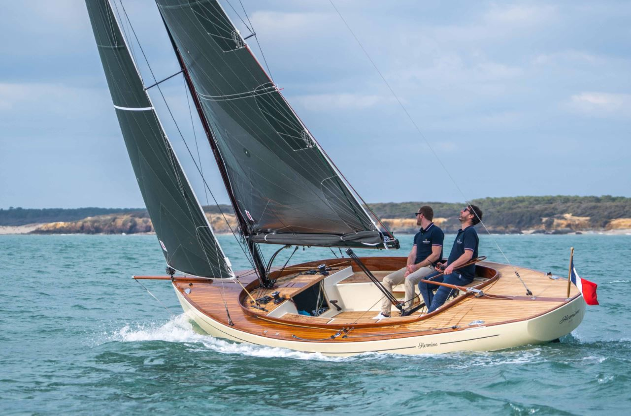 Construction Navale Franck Roy 85 In Receivership To Face The Crisis Yachting Art Magazine