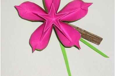 Un Calendrier De L Avent En Origami Le Blog Althea