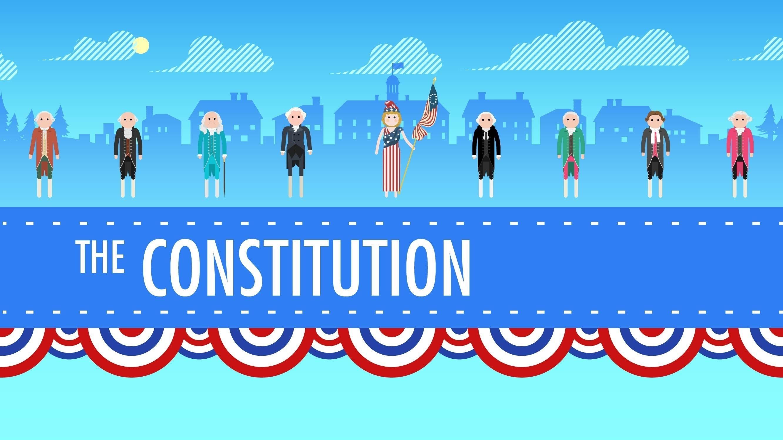 The Constitution The Articles And Federalism