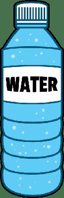 Image result for water bottle clip art