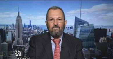 Image result for ehud barak and trump