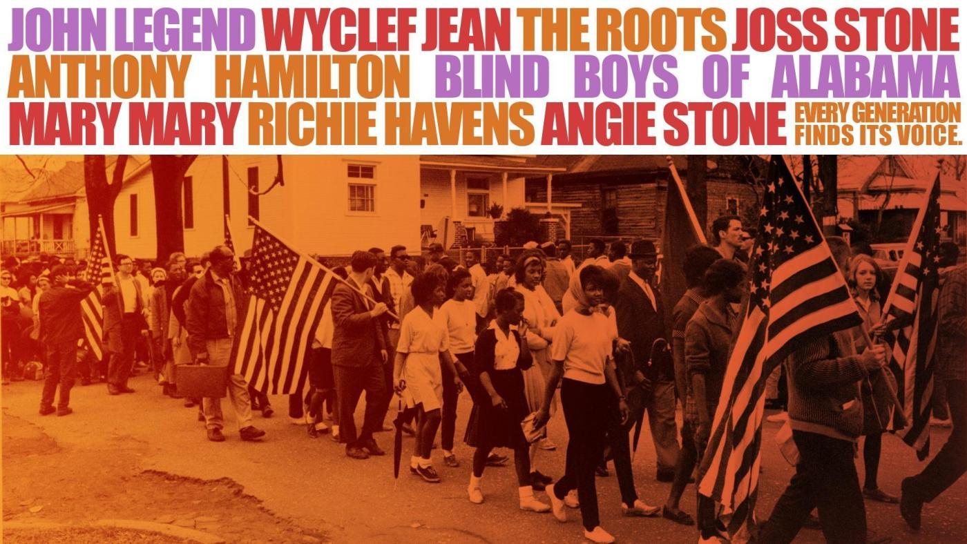 """Image result for """"Soundtrack of a Revolution,"""""""