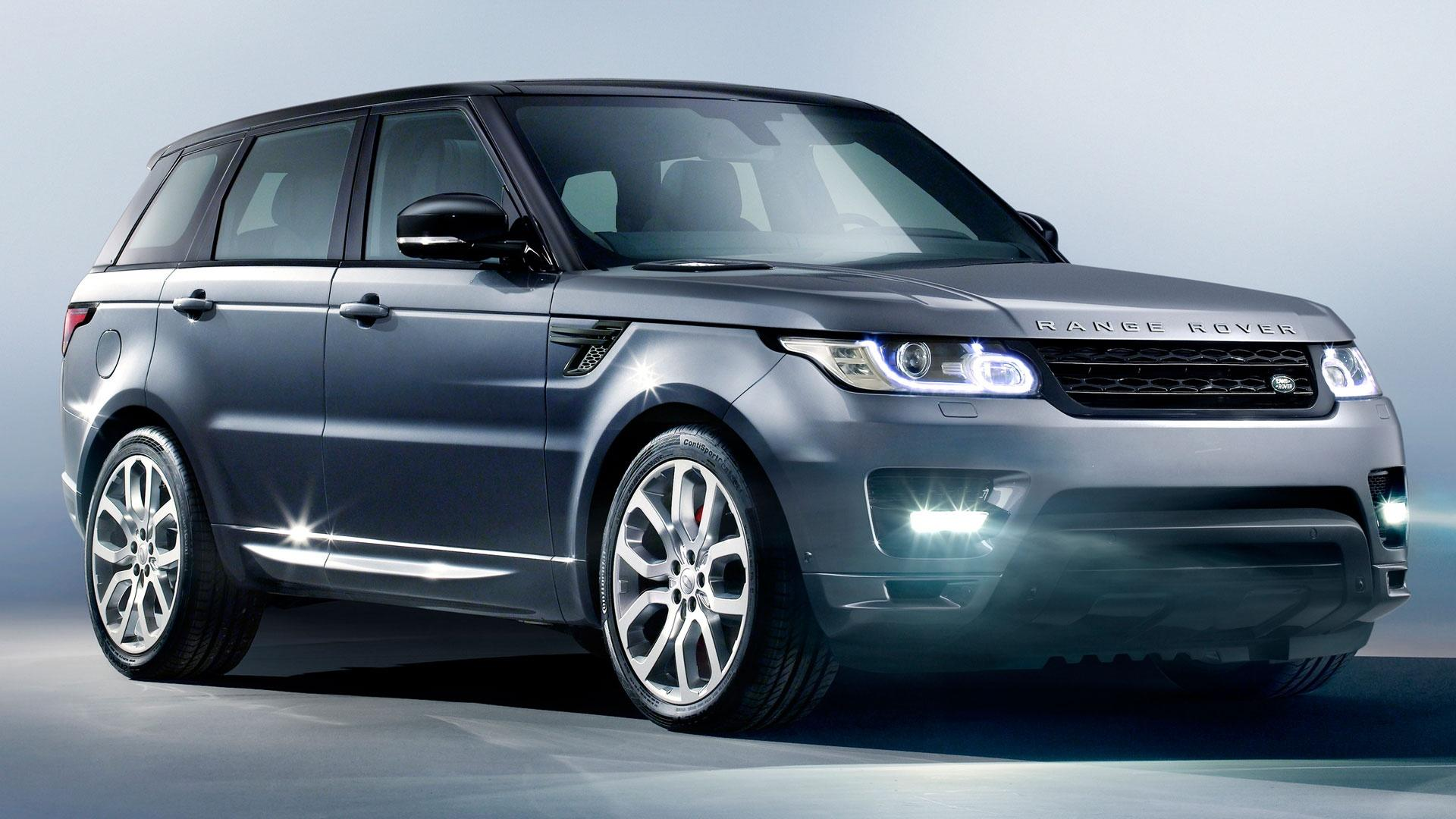 2014 Land Rover Range Rover Sport & 2014 Cadillac CTS