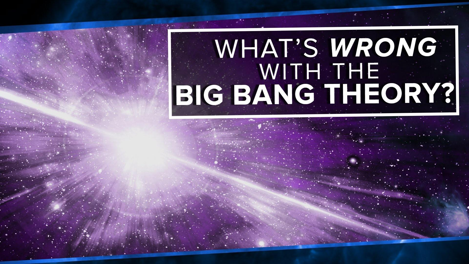 What S Wrong With The Big Bang Theory